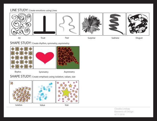 Image result for elements of design emotion